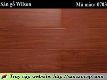 Sàn gỗ Wilson 0703