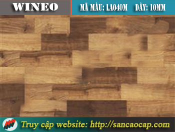 Sàn gỗ Wineo LA040M