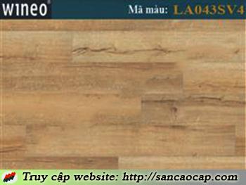 Sàn gỗ Wineo LA043SV4