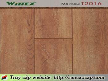 Sàn gỗ Wittex T2016