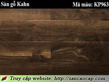 Sàn gỗ Kahn KP963