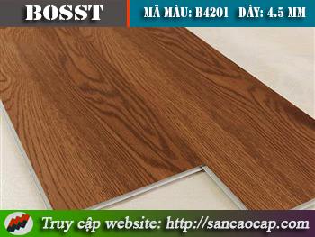 Sàn nhựa Bosst B4201