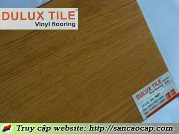 Sàn nhựa Dulux Tile 1601