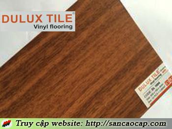 Sàn nhựa Dulux Tile 1604