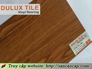 Sàn nhựa Dulux Tile 1603