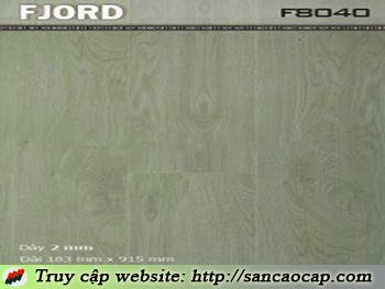 Sàn nhựa Fjord F8040