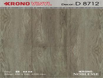 Sàn nhựa Krono D8712