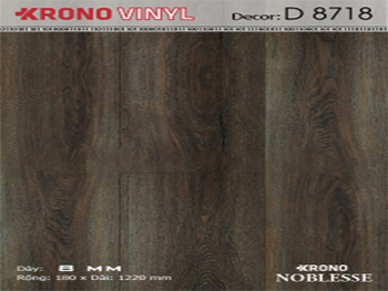 Sàn nhựa Krono D8718