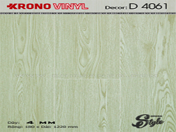 Sàn nhựa Krono D4061