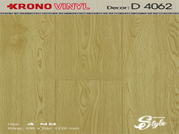 Sàn nhựa Krono D4062