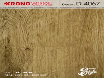 Sàn nhựa Krono D4067
