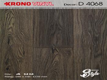 Sàn nhựa Krono D4068