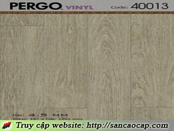 Sàn nhựa Pergo 40013