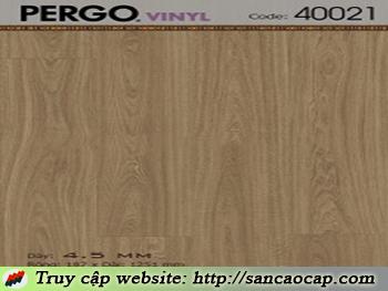 Sàn nhựa Pergo 40021