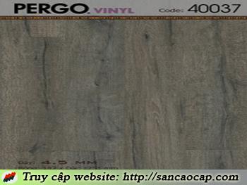 Sàn nhựa Pergo 40037