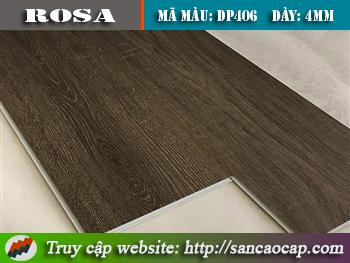 Sàn nhựa Rosa DP406
