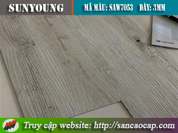 Sàn nhựa Sunyoung SAW7053