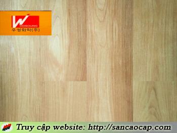 Sàn nhựa Woosoung WS1551