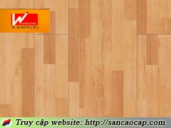 Sàn nhựa Woosoung WS8802
