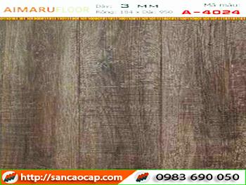 Sàn nhựa Aimaru A-4024