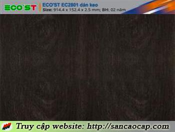 Sàn nhựa Eco'st EC2801