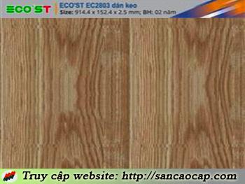 Sàn nhựa Eco'st EC2803