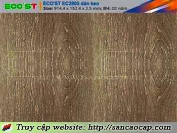 Sàn nhựa Eco'st EC2805
