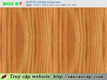 Sàn nhựa Eco'st EC403