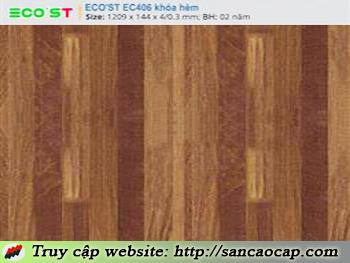 Sàn nhựa Eco'st EC406