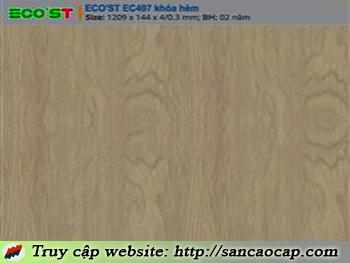 Sàn nhựa Eco'st EC407