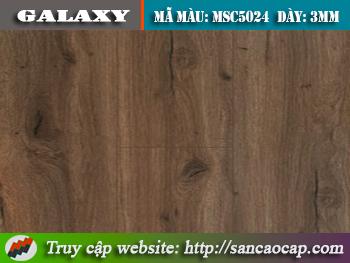 Sàn nhựa Galaxy MSC 5024