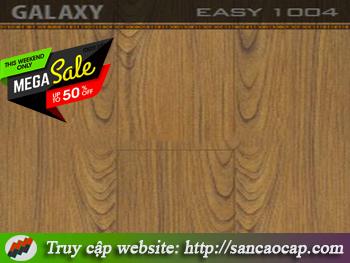 Sàn nhựa Galaxy Easy 1004