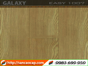 Sàn nhựa Galaxy Easy 1007