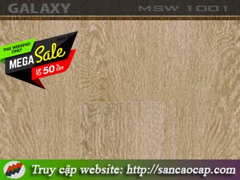Sàn nhựa Galaxy MSW 1001