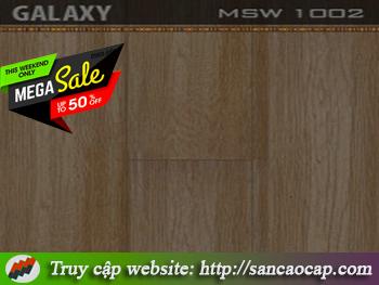 Sàn nhựa Galaxy MSW 1002