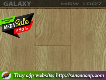 Sàn nhựa Galaxy MSW 1007