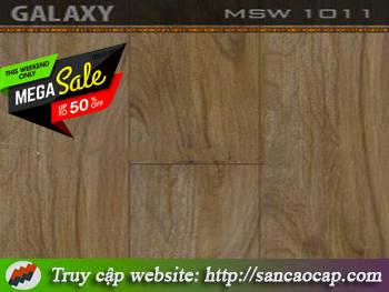 Sàn nhựa Galaxy MSW 1011