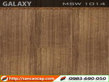 Sàn nhựa Galaxy MSW 1014