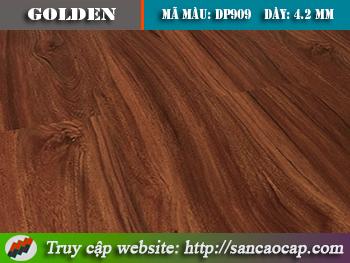 Sàn nhựa Golden DP909