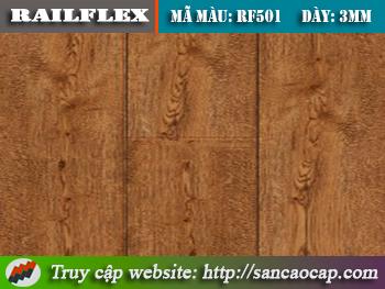 Sàn nhựa Railflex hèm khóa RF501