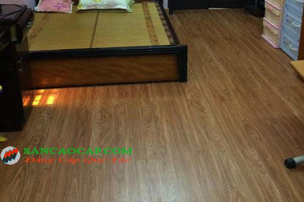 Sàn nhựa Railflex