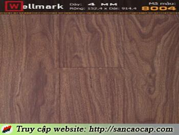Sàn nhựa Wellmark 8004