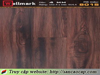 Sàn nhựa Wellmark 8015