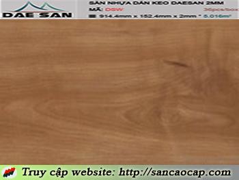 Sàn nhựa Daesan DSW208