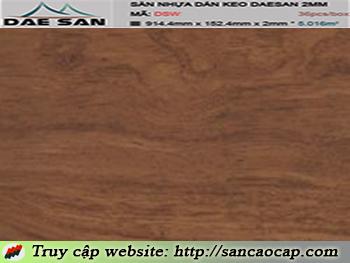 Sàn nhựa Daesan DSW209