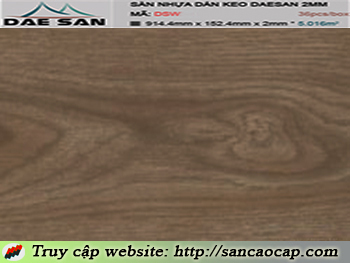 Sàn nhựa Daesan DSW210