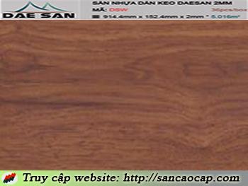 Sàn nhựa Daesan DSW217