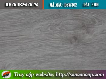Sàn nhựa Daesan DSW302