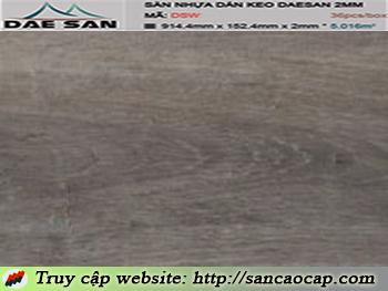 Sàn nhựa Daesan DSW403