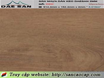 Sàn nhựa Daesan DSW405